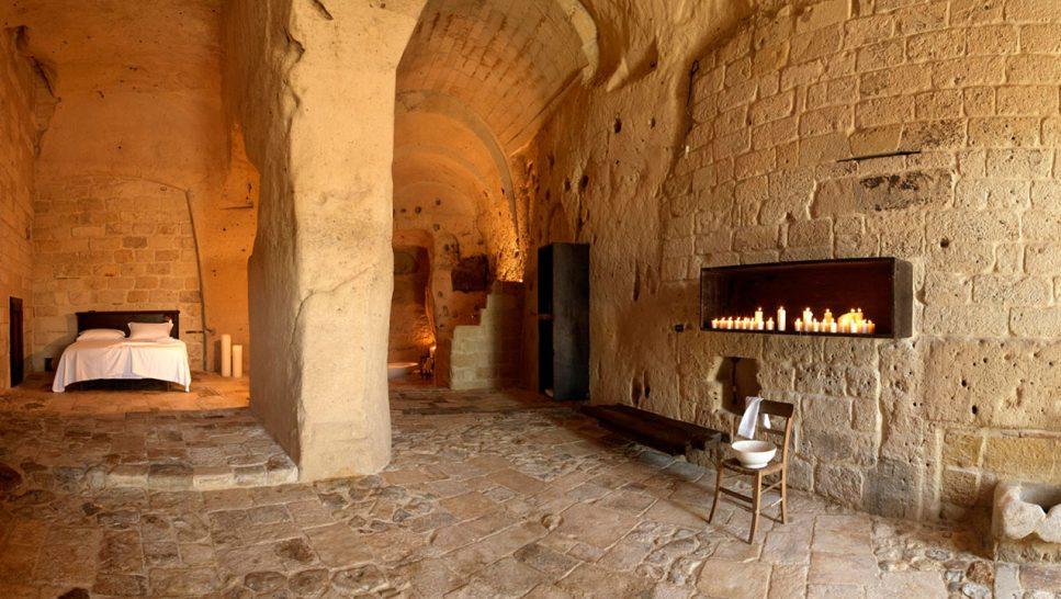 Sextantio Le Grotte Della Civita Executive Suite Cave 8