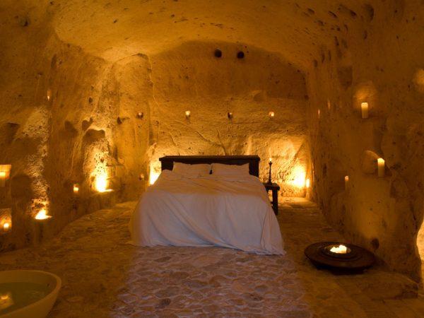 Sextantio Le Grotte Della Civita Suite Cave 14
