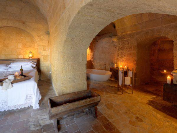 Sextantio Le Grotte Della Civita Superior Room Cave 12