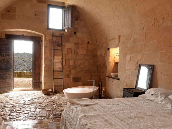 Sextantio Le Grotte Della Civita Superior Room Cave 15