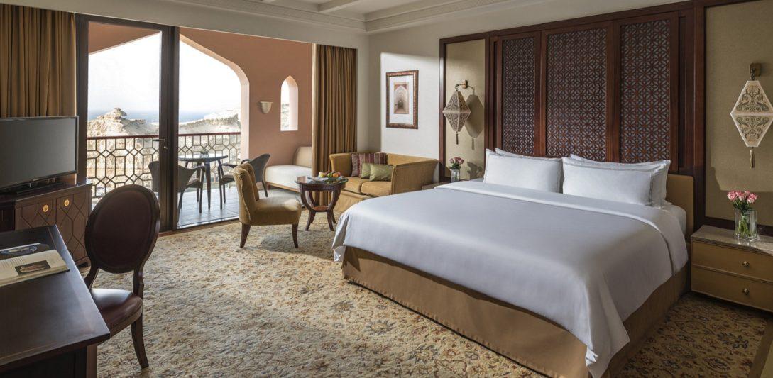 Shangri-La Al Husn Resort and Spa Al Husn Deluxe Room