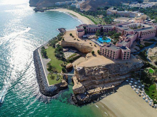 Shangri La Al Husn Resort and Spa Exterior View