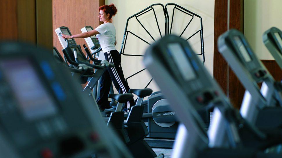 Shangri-La Al Husn Resort and Spa Gym
