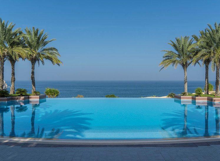 Shangri-La Al Husn Resort and Spa Pool View