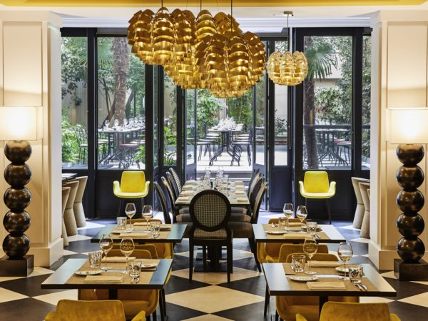 Sofitel Paris le Faubourg Blossom Restaurant