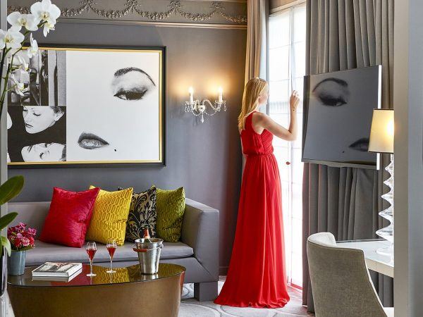 Sofitel Paris le Faubourg Collection Suite