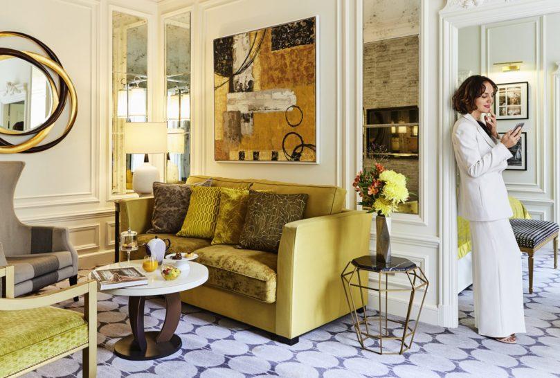 Sofitel Paris le Faubourg Faubourg Suite