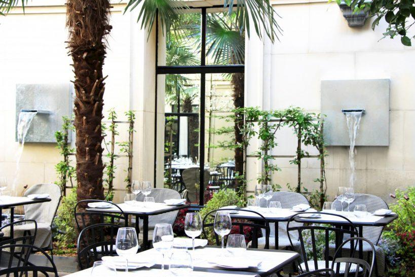 Sofitel Paris le Faubourg Le Jardin Blossom