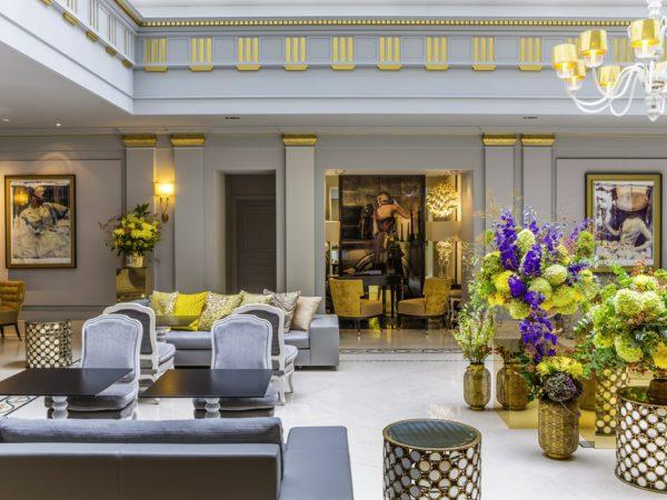 Sofitel Paris le Faubourg Lobby View