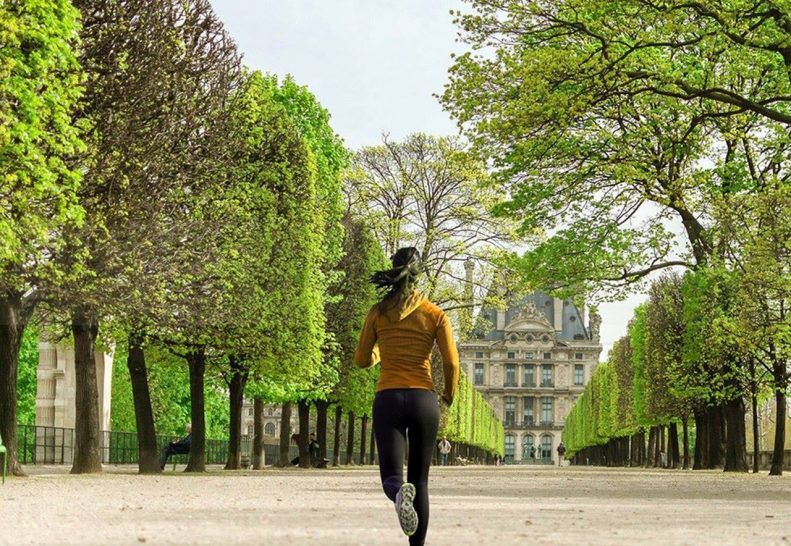 Sofitel Paris le Faubourg Running Ways