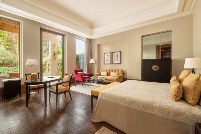 The Oberoi Deluxe Room