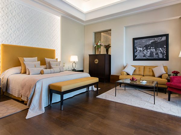 The Oberoi Marrakech Deluxe Rooms with Private Terrace