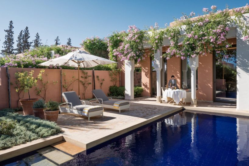 The Oberoi Marrakech Deluxe Villa