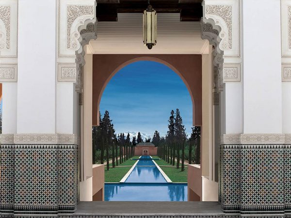The Oberoi Marrakech Hotel View
