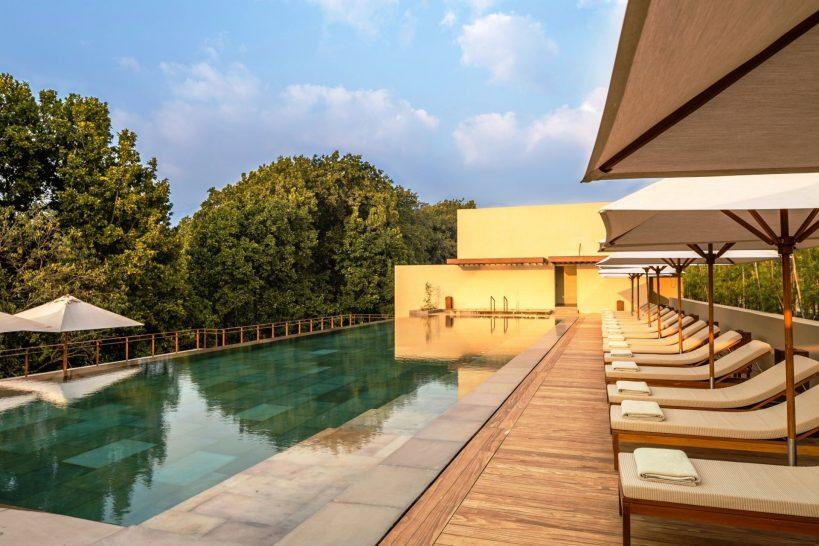Vana Wellness Retreat Pool