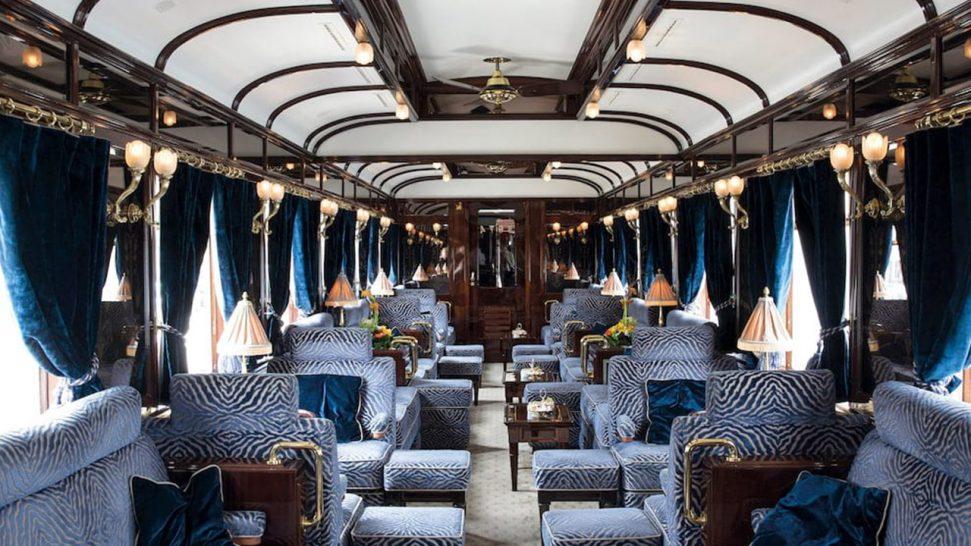 Venice Simplon-Orient-Express 3674 Bar