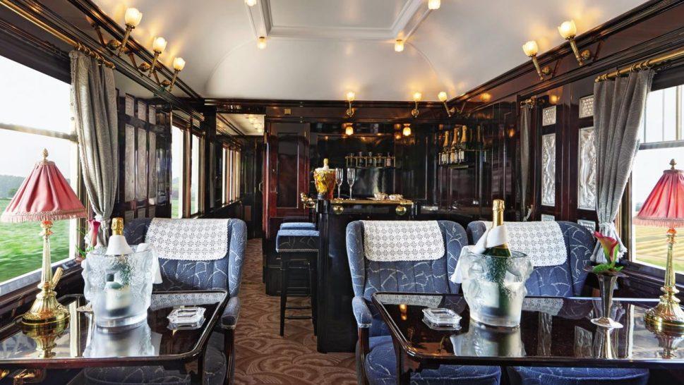 Venice Simplon Orient Express Bar