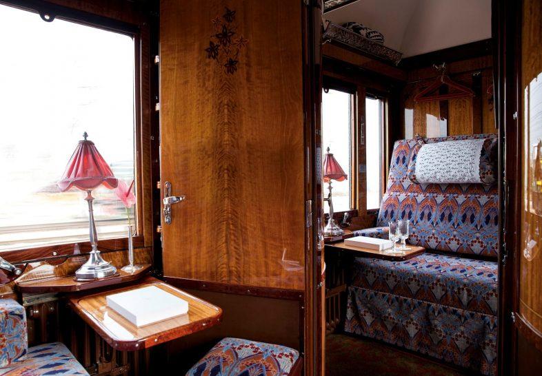 Venice Simplon-Orient-Express Cabin Suites