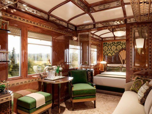 Venice Simplon Orient Express Grand Suite