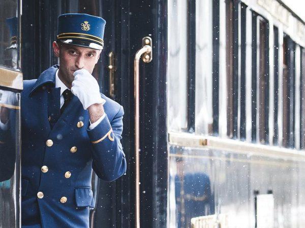 Venice Simplon-Orient-Express Hotel Train