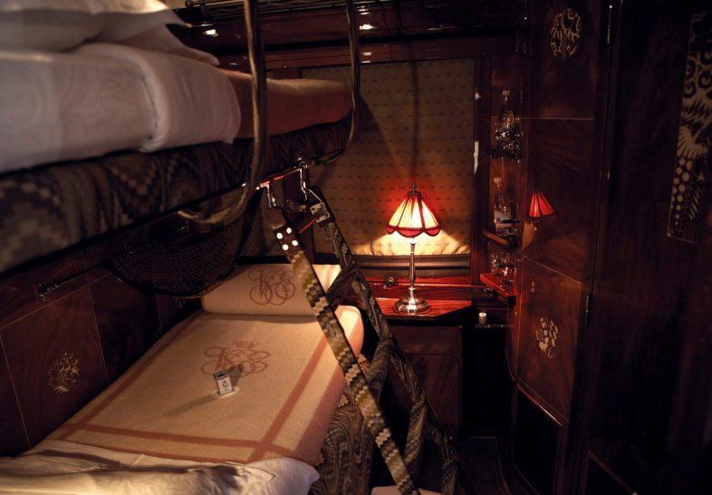 Venice Simplon-Orient-Express Twin Cabins