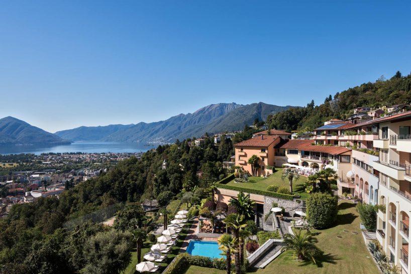 Villa Orselina Locarno
