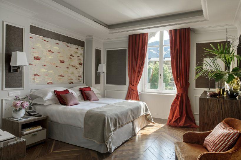 Vista Palazzo Lago di Como Deluxe Double Room
