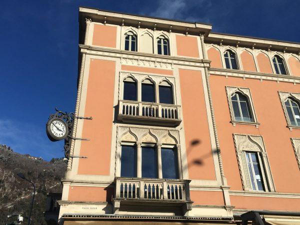 Vista Palazzo Lago di Como View