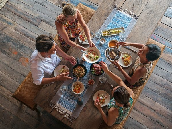 Wa Ale Island Resort Breakfast