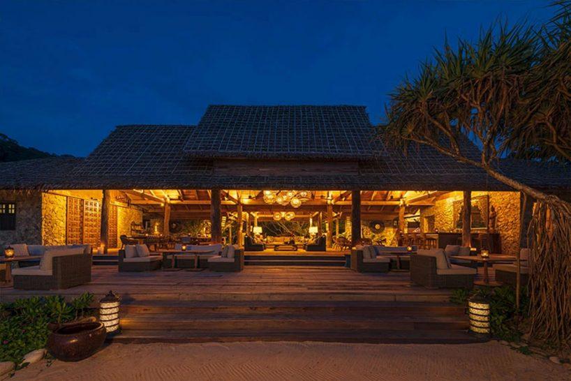 Wa Ale Island Resort Hotel Restaurant