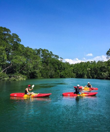 Wa Ale Island Resort Myanmar Kayaking