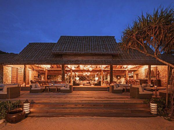 Wa Ale Island Resort Myanmar Main Pavilion