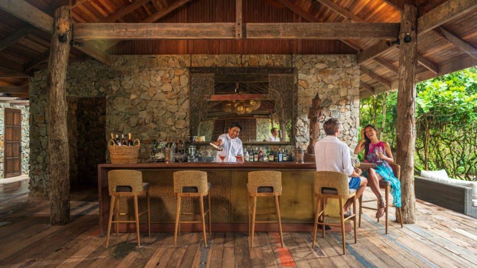 Wa Ale Island Resort Myanmar Bar