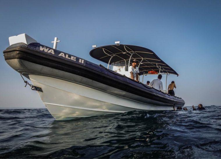 Wa Ale Island Resort Myanmar Speedboat