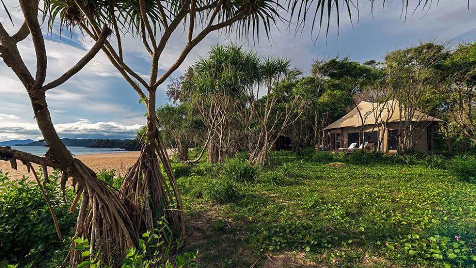Wa Ale Island Resort Myanmar Tented Beach Villas