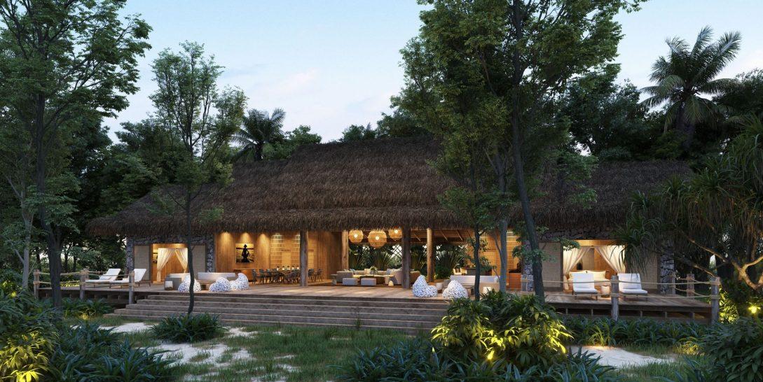 Wa Ale Island Resort Myanmar The Beach House