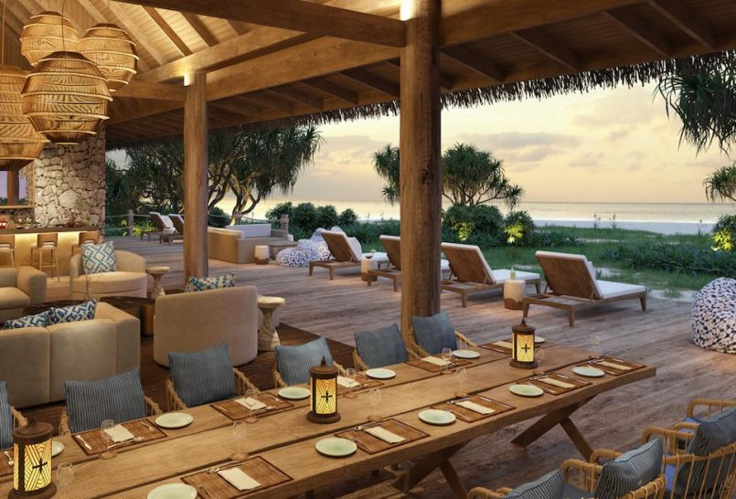 Wa Ale Island Resort Myanmar The Beach House Dining
