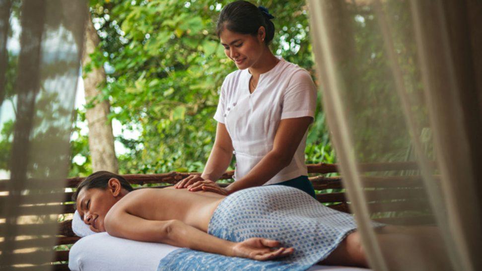 Wa Ale Island Resort Massage