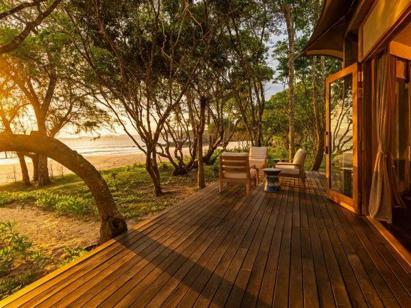 Wa Ale Island Resort Tented Beach Villa