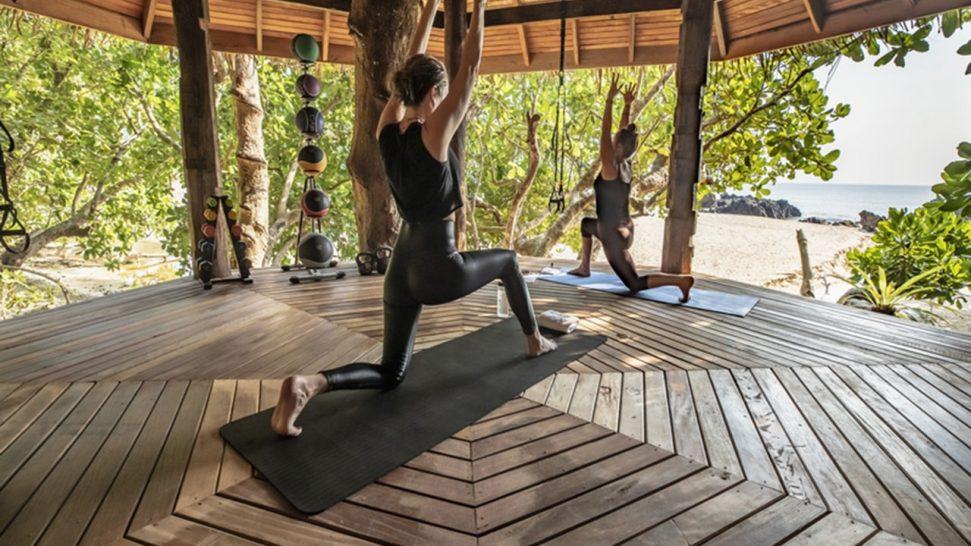 Wa Ale Island Resort Yoga