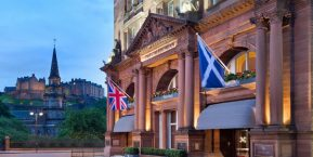 Waldorf Astoria Edinburgh, The Caledonian