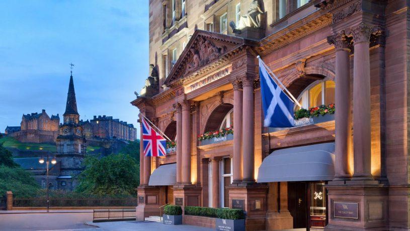 Waldorf Astoria Edinburgh The Caledonian
