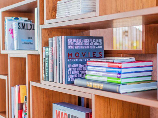 Zuri Zanzibar Book & DVD Library