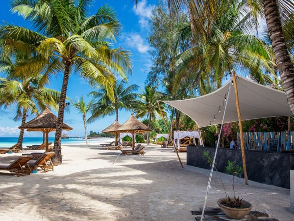 Zuri Zanzibar Dhow Bar