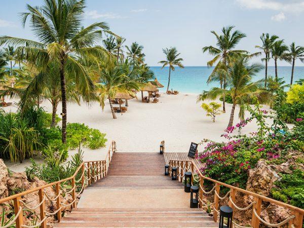 Zuri Zanzibar Gaeden View