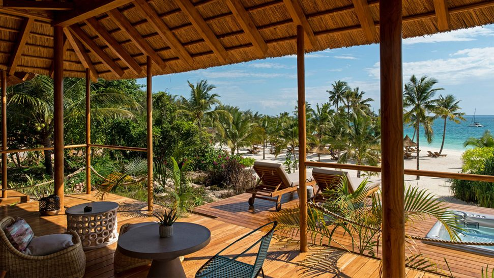Zuri Zanzibar Ocean Front Suite