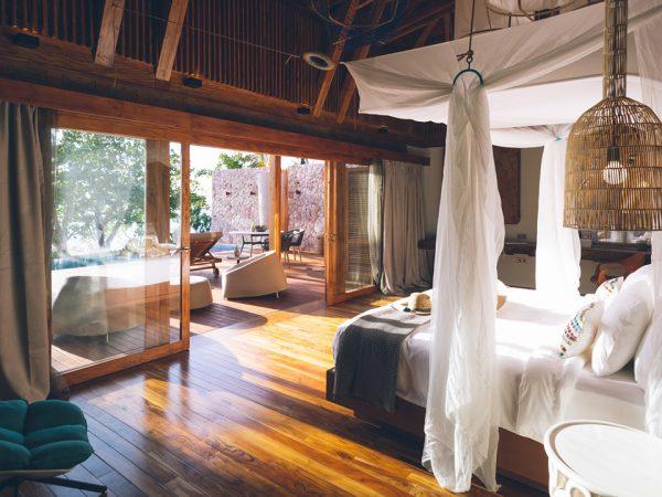 Zuri Zanzibar Ocean Front Three Bedroom Luxury Villa