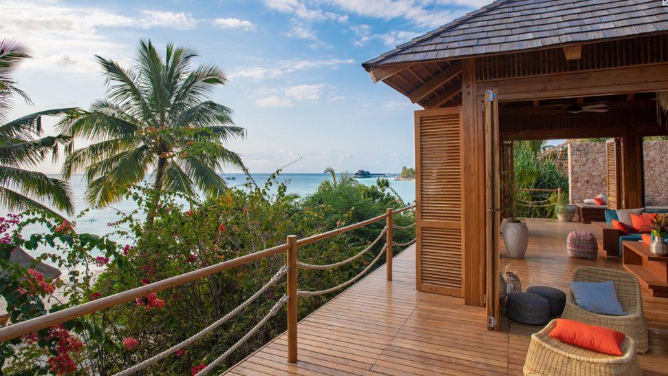 Zuri Zanzibar Ocean Front Two Bedroom Villa