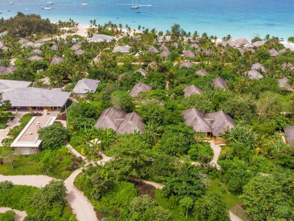 Zuri Zanzibar Outside VIew