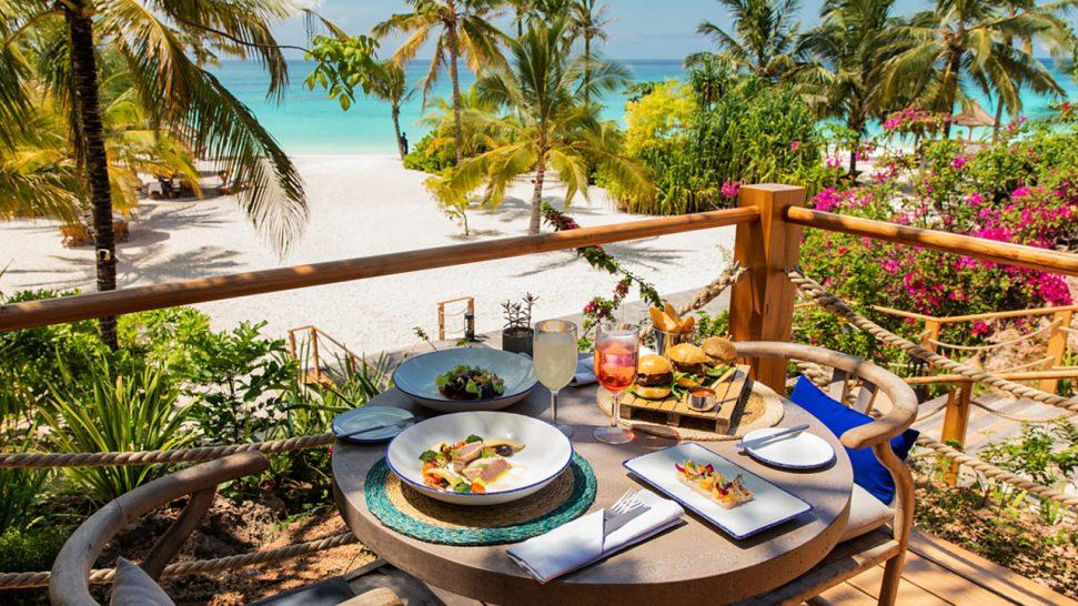 Zuri Zanzibar Pool Restaurant & Bar